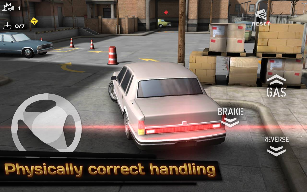 car parking game for android phones