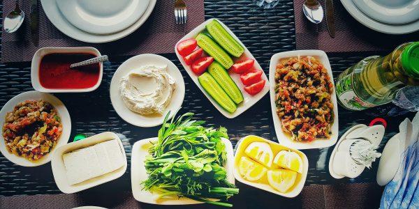 Travel to Baku Azerbaijan Best Travel Guide Food Vegitables