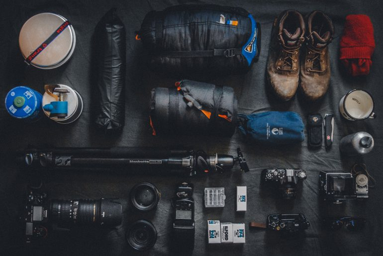 Best Travel Photography & Video Gears for a Short Getaway